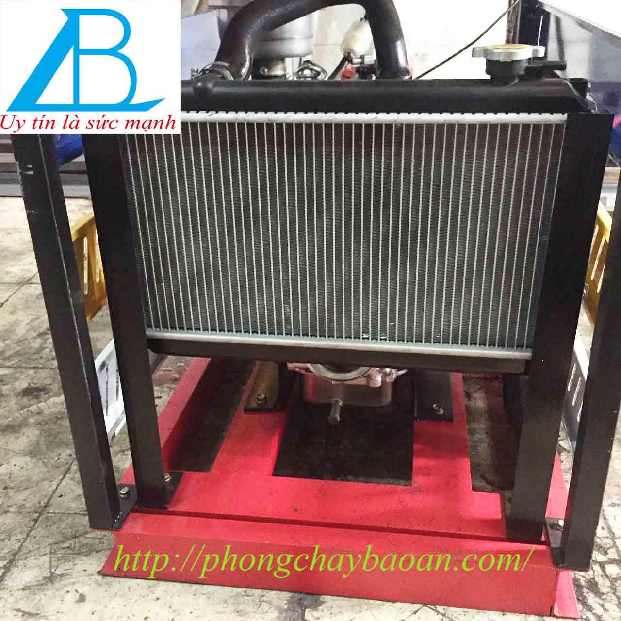 Máy bơm chữa cháy Diesel D4BB- 40HP