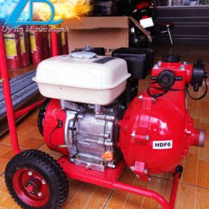 Máy bơm chữa cháy xe đẩy Seikoo