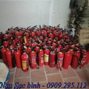 Hướng dẫn tập huấn phòng cháy